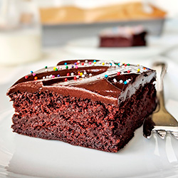 Thumbnail image for Healthy Chocolate Cake