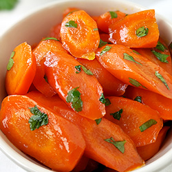 Thumbnail image for Orange Glazed Carrots