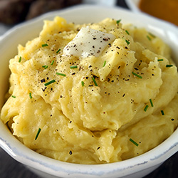 Thumbnail image for Dairy-free Mashed Potatoes