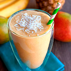 Thumbnail image for Mango Pineapple Smoothie