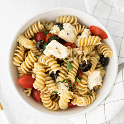 Thumbnail image for Greek Pasta Salad